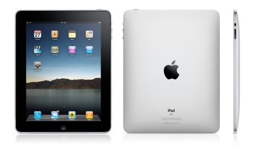 iPad de Apple