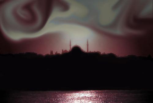 estambul humo Golden Horn Istanbul