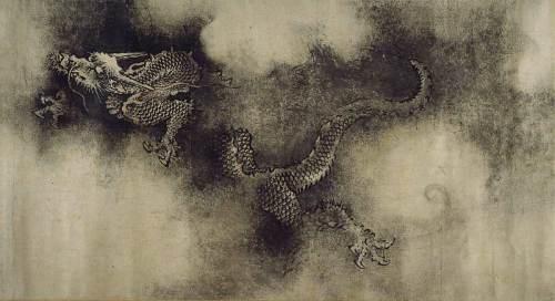 Uno de los dragones de los The Nine Dragons